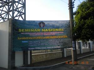 Seminar di Uniska