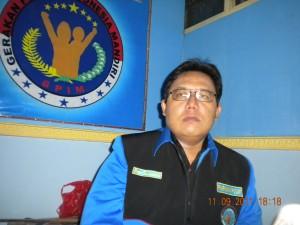 Gerakan Pemuda Indonesia Mandiri ( GPIM ) : Bayu Pramutoko Pendiri dan Ketua Umum