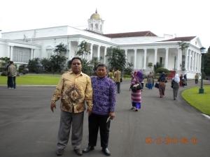 Di Istana Bogor