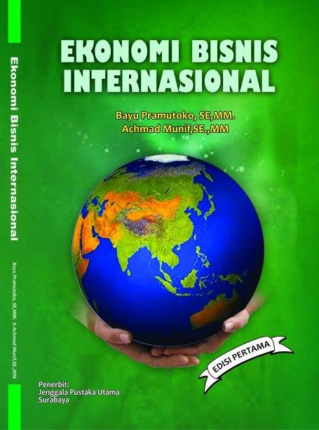 Buku Ekonomi Bisnis Internasional