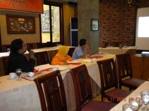 Work Shop KPU di Lotus